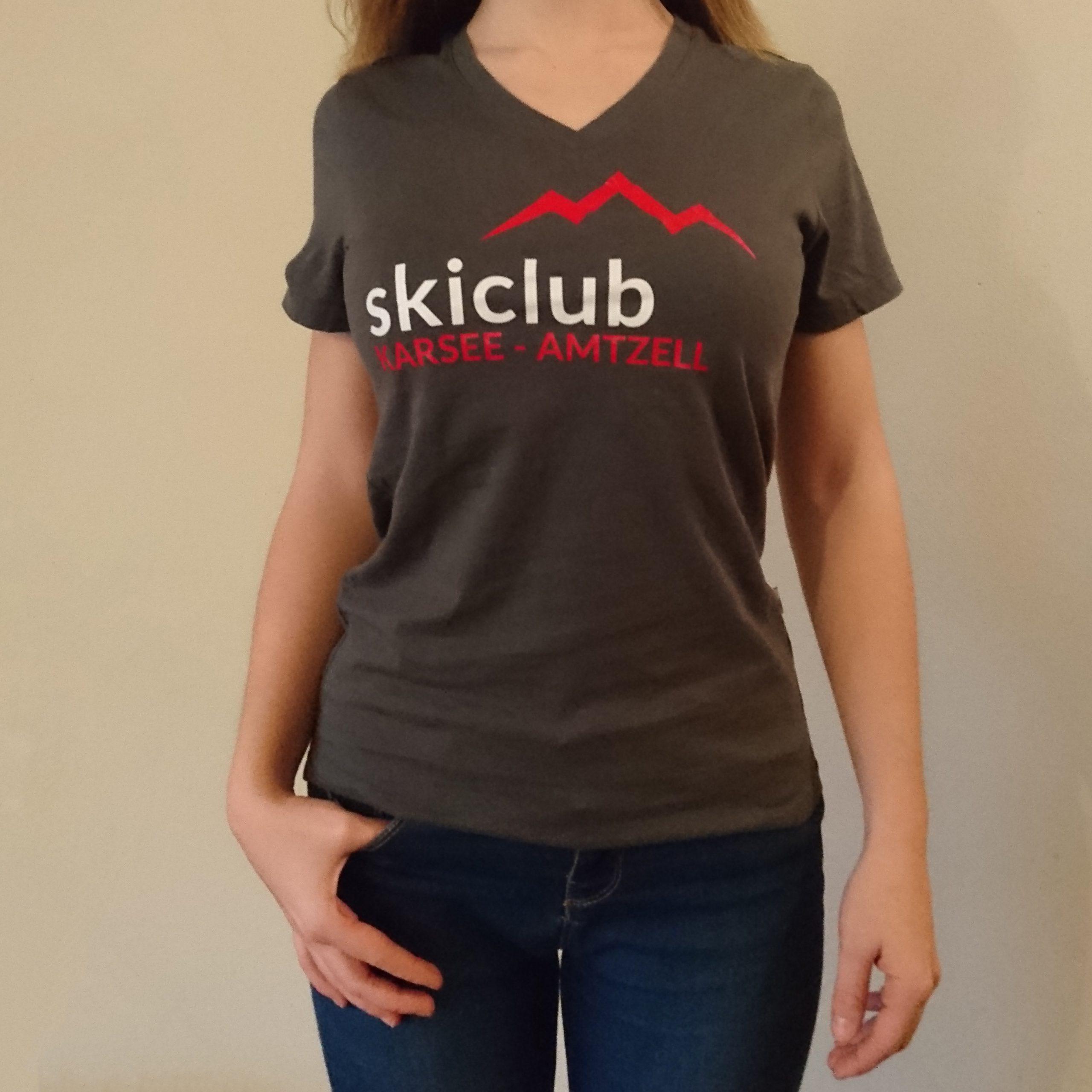 """T-Shirt """"Skiclub"""""""